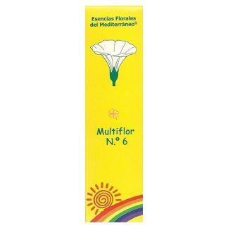 Multiflor 6 Balance Femenino Floralba - 30 ml.
