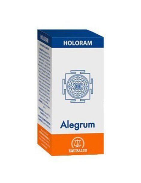 Holoram Alegrum Equisalud - 60 cápsulas