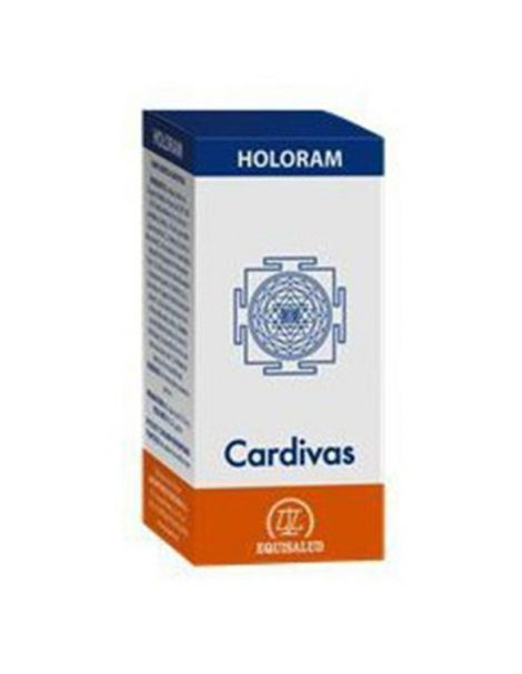 Holoram Cardivas Equisalud - 60 cápsulas