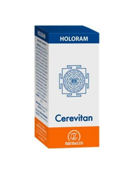 Holoram Cerevitan Equisalud - 60 cápsulas