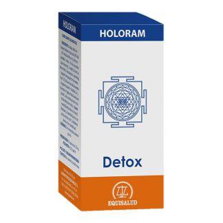 Holoram Detox Equisalud - 60 cápsulas