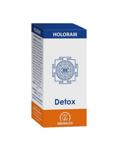 Holoram Detox Equisalud - 180 cápsulas