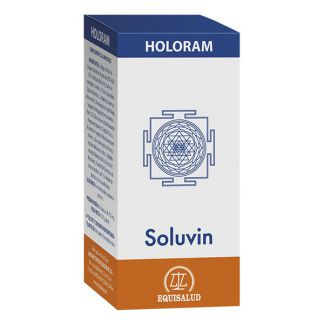 Holoram Soluvin Equisalud - 60 cápsulas