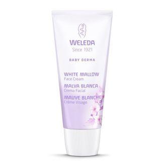 Crema Facial de Malva Blanca Weleda - 50 ml.