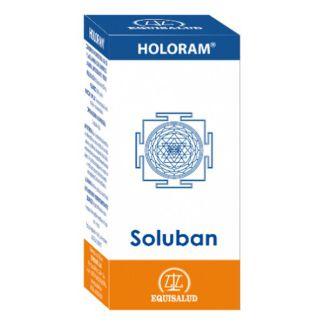 Holoram Soluban Equisalud - 60 cápsulas