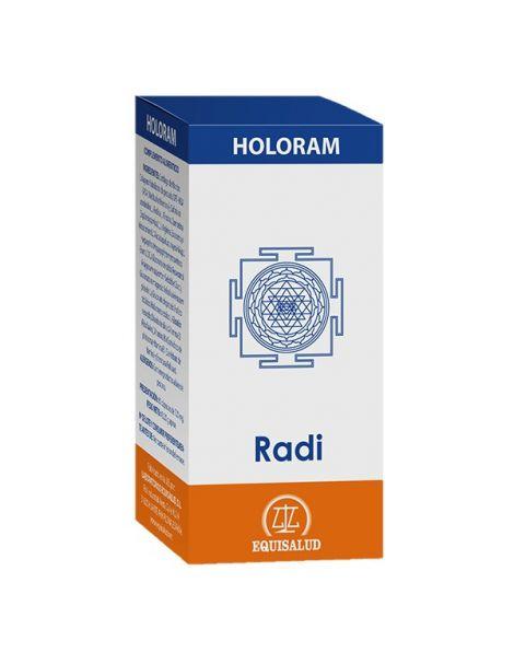 Holoram Radi Equisalud - 60 cápsulas