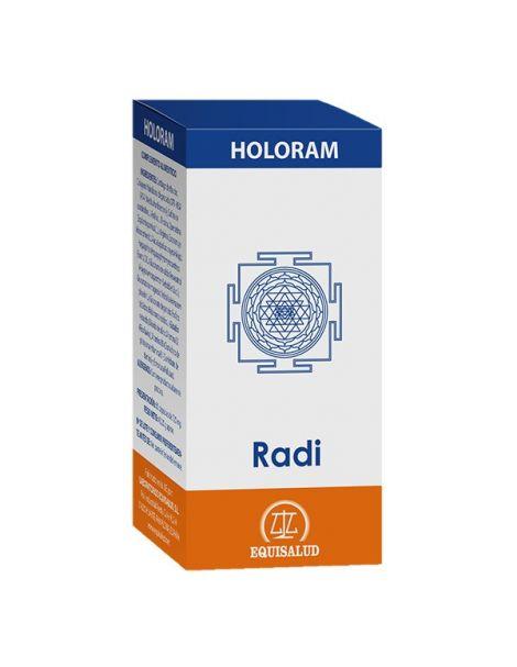 Holoram Radi Equisalud - 180 cápsulas
