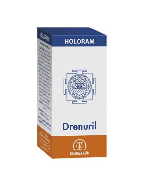 Holoram Drenuril Equisalud - 60 cápsulas