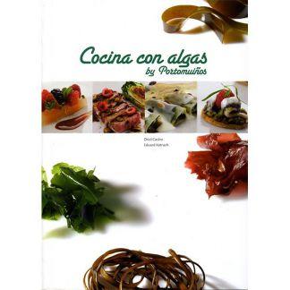Libro: Cocina con Algas by Portomuiños