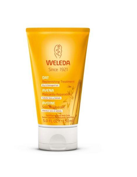 Mascarilla Reparadora con Avena Weleda - 150 ml.
