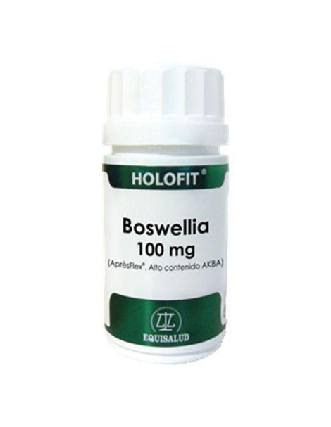 Holofit Boswellia Equisalud - 50 cápsulas