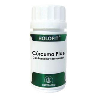 Holofit Cúrcuma Plus Equisalud - 50 cápsulas