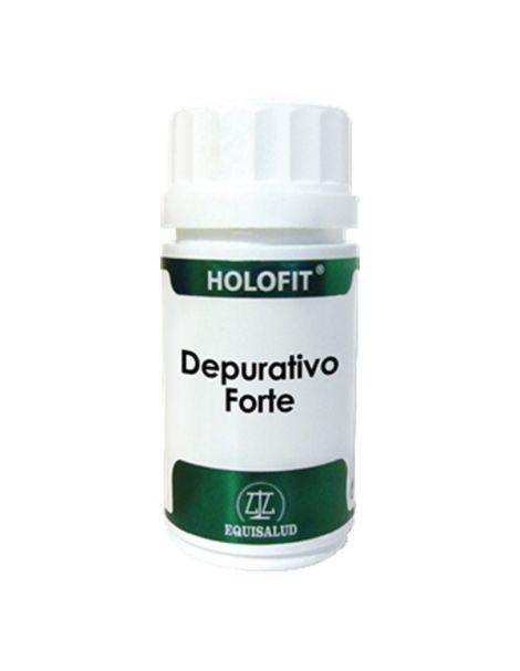 Holofit Depurativo Forte Equisalud - 180 cápsulas