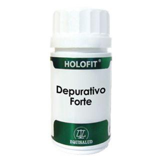 Holofit Depurativo Forte Equisalud - 50 cápsulas