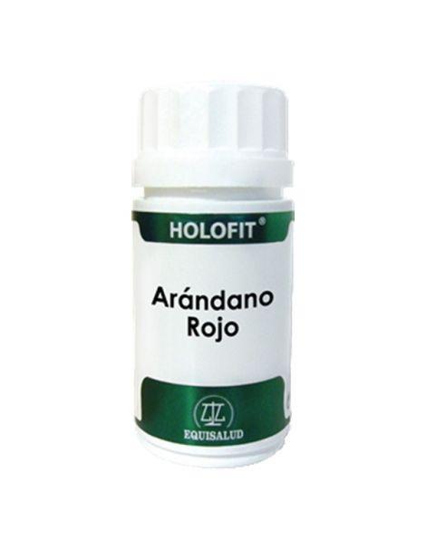Holofit Arándano Rojo Equisalud - 180 cápsulas