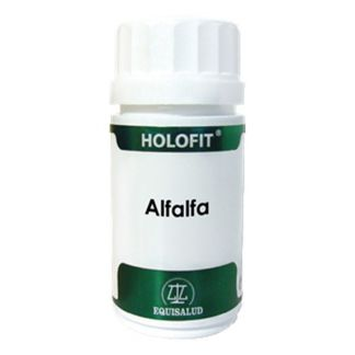 Holofit Alfalfa Equisalud - 50 cápsulas