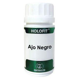 Holofit Ajo Negro Equisalud - 50 cápsulas