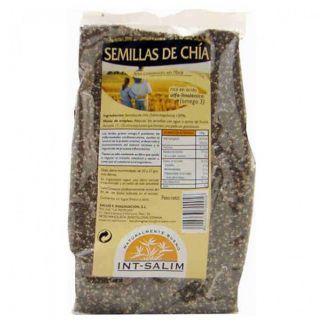 Semillas de Chía Ecológicas Int-Salim - 1000 gramos
