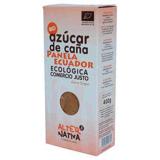 Azúcar de Caña Panela Ecológico Alternativa3 - 400 gramos