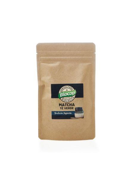 Té Matcha Bio Biocop - 50 gramos