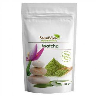 Té Matcha Bio Salud Viva - 100 gramos