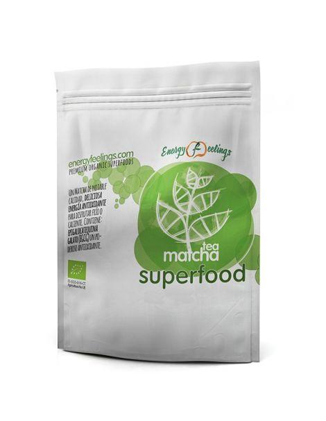 Té Matcha Bio Energy Fruits - 200 gramos