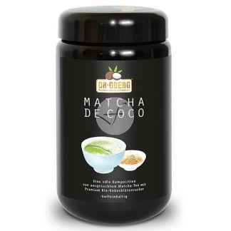 Té Matcha de Coco Bio Dr. Goerg - 250 gramos