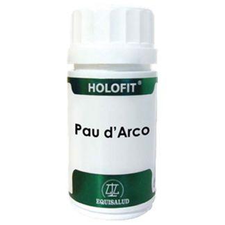 Holofit Pau D'Arco Equisalud - 50 cápsulas