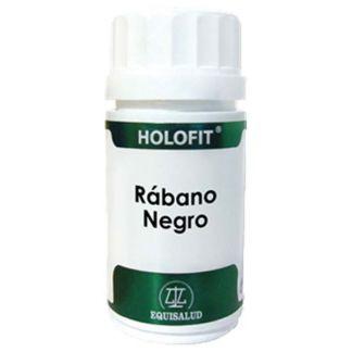 Holofit Rábano Negro Equisalud - 50 cápsulas