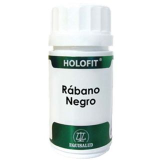 Holofit Rábano Negro Equisalud - 180 cápsulas