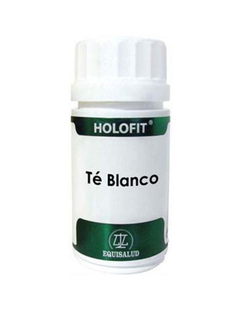 Holofit Té Blanco Equisalud - 50 cápsulas