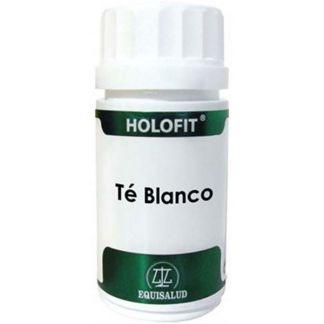 Holofit Té Blanco Equisalud - 180 cápsulas
