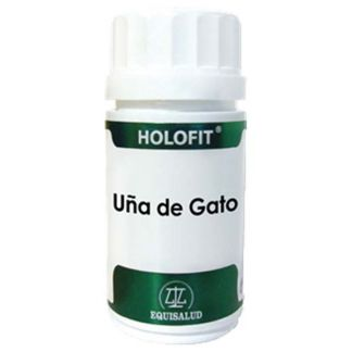 Holofit Uña de Gato Equisalud - 50 cápsulas