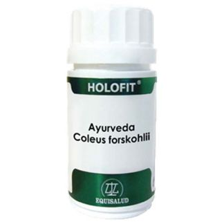 Holofit Ayurveda Coleus Forskohlii Equisalud - 50 cápsulas