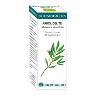 Bio Essential Oil Árbol de Té Equisalud - 10 ml.