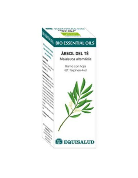 Bio Essential Oil Árbol de Té Equisalud - 10 ml.