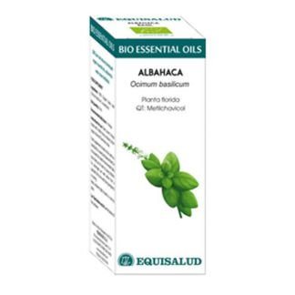 Bio Essential Oil Albahaca Equisalud - 10 ml.