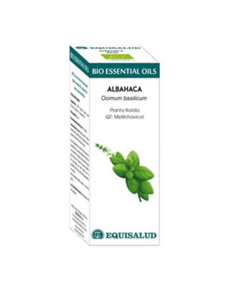 Bio Essential Oil Albahaca Equisalud - 10 ml.
