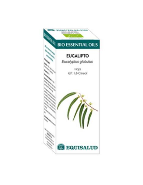 Bio Essential Oil Eucalipto Equisalud - 10 ml.