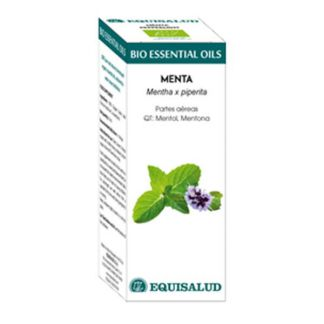 Bio Essential Oil Menta Equisalud - 10 ml.