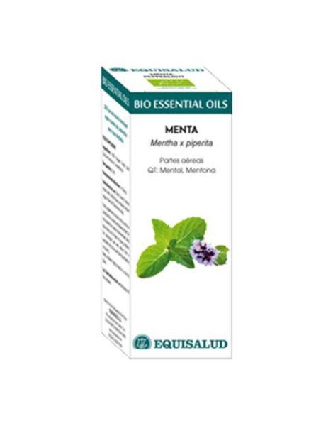 Bio Essential Oil Menta Equisalud - 10 ml.