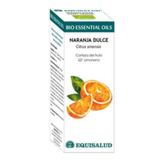 Bio Essential Oil Naranja Dulce Equisalud - 10 ml.