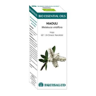 Bio Essential Oil Niaouli Equisalud - 10 ml.