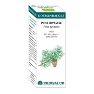 Bio Essential Oil Pino Silvestre Equisalud - 10 ml.