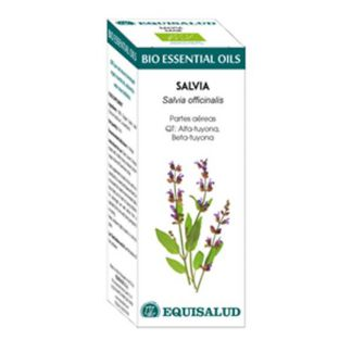 Bio Essential Oil Salvia Equisalud - 10 ml.