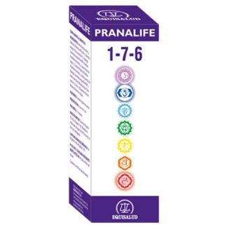 Pranalife 1-7-6 Equisalud - 50 ml.