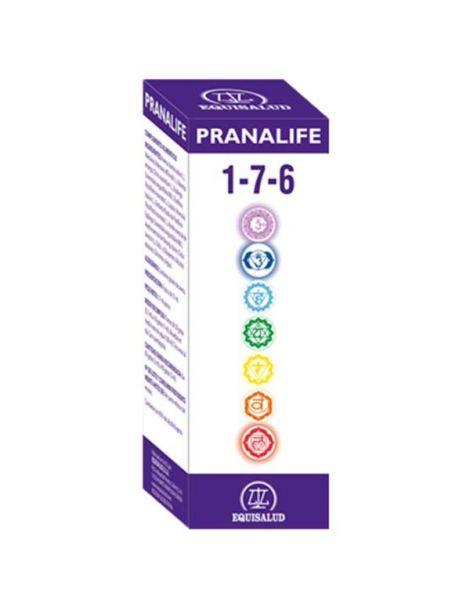 Pranalife 1-7-6 Equisalud - 50 ml.