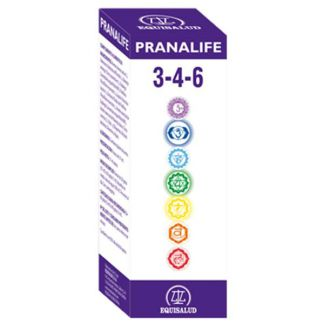 Pranalife 3-4-6 Equisalud - 50 ml.