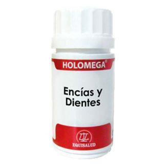 Holomega Encías y Dientes Equisalud - 50 cápsulas
