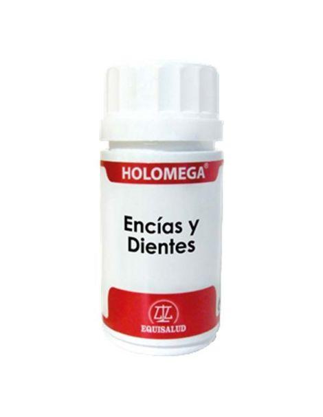 Holomega Encías y Dientes Equisalud - 180 cápsulas